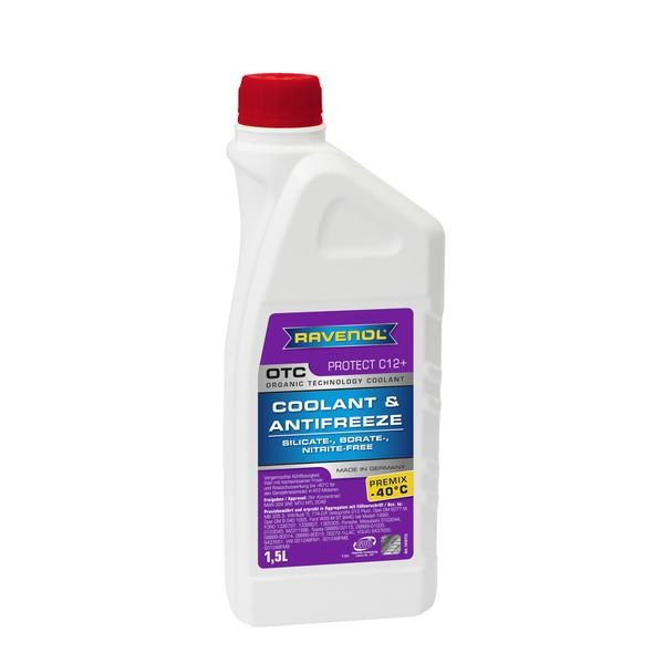 RAVENOL Kühlmittel OTC - Protect C12+ Premix -40°C