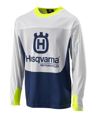 Husqvarna Gotland Shirt White