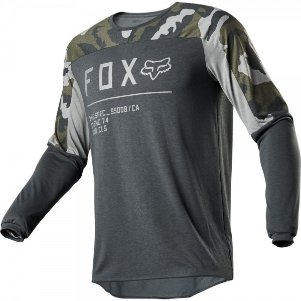 FOX Jersey Legion DR Gain Camo