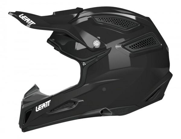 Leatt 5.5 Comp Solid Helm schwarz