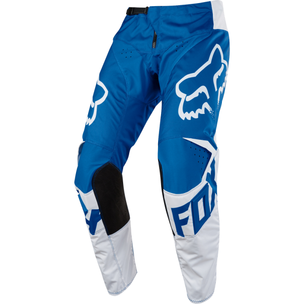 FOX Youth 180 Race Pant Blue