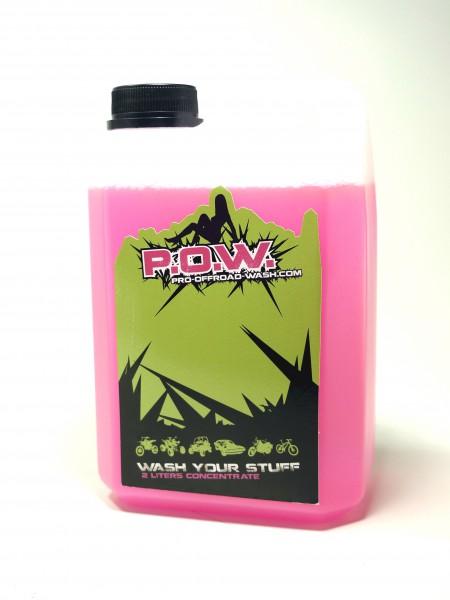 POW 2 Liter Reinigungsmittel-Konzentrat