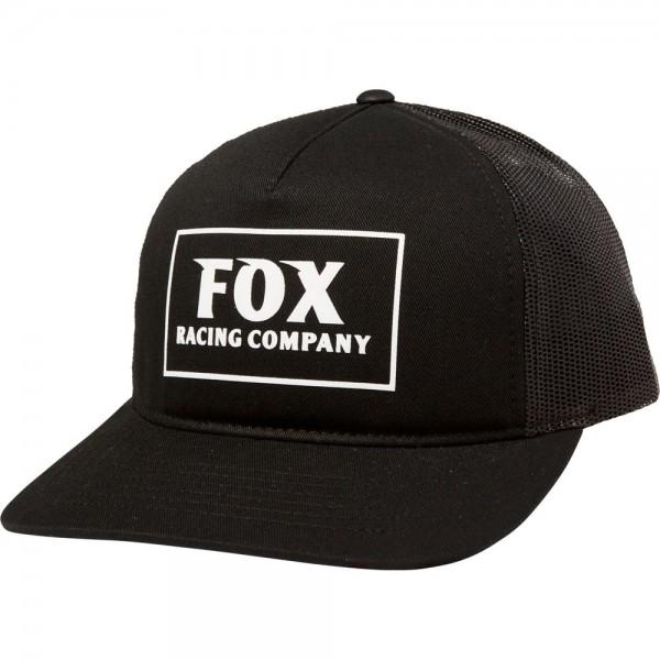 FOX Heater Hat Black
