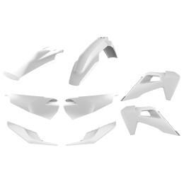 Plastik Full Kit Husqvarna White 2020