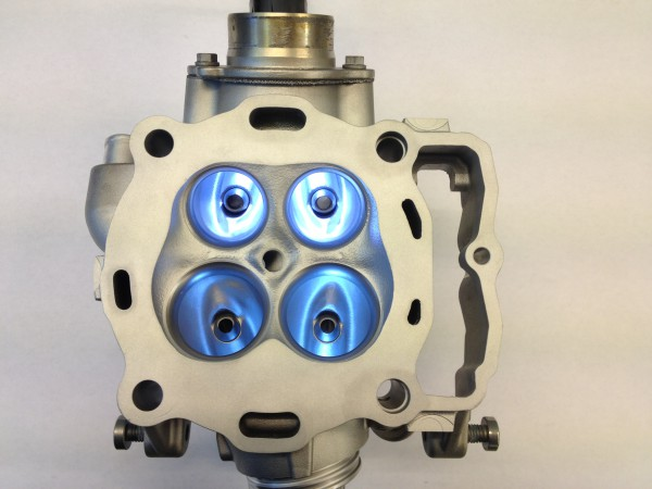 Zylinderkopftuning RACE 4-Takt 4-Ventilkopf