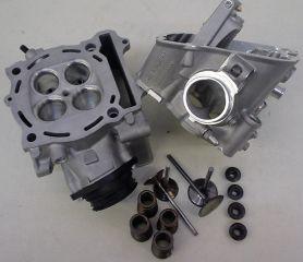 Zylinderkopftuning ECO 4-Takt 4-Ventilkopf