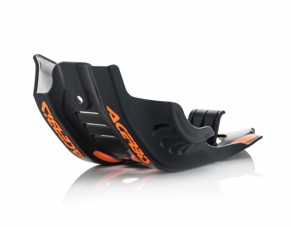 Motorschutz Acerbis KTM / Husqvarna schwarz