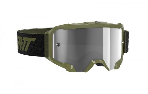 Leatt Goggle Velocity 4.5 Green-Grey