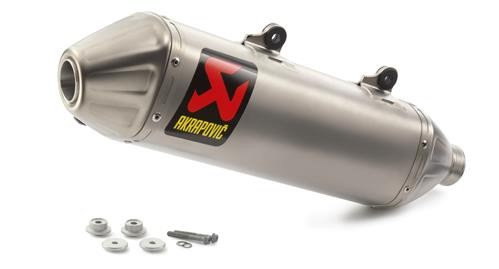 "Akrapovic ""Slip-on Line"" Husqvarna"