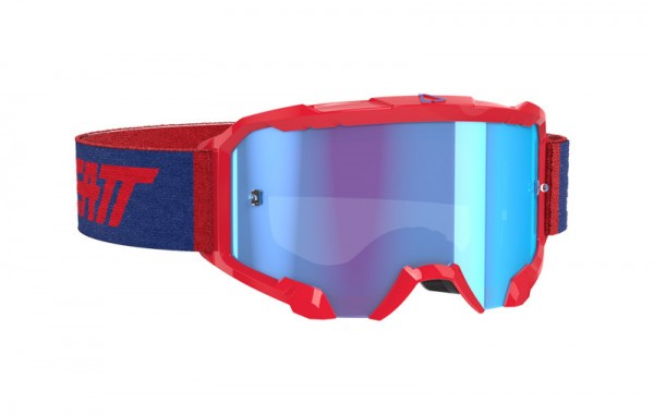 Leatt Goggle Velocity 4.5 Red-Blue