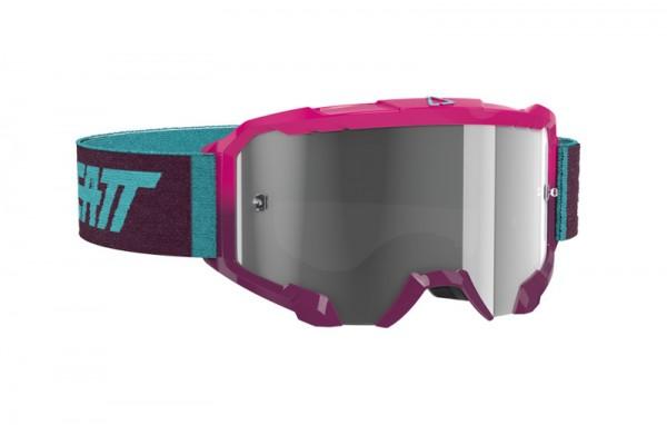 Leatt Goggle Velocity 4.5 Neon Pink