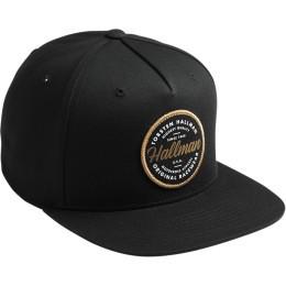 Thor Hallman Traditions S19 Snapback Hat Black
