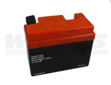 Lithium-Ionen Batterie LFP01 24 Wh