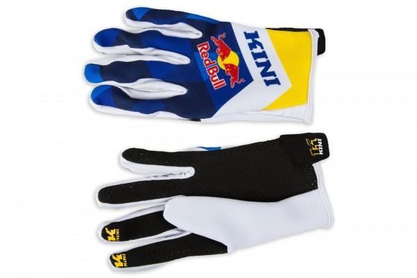 KINI RED BULL Vintage Glove Navy-Yellow
