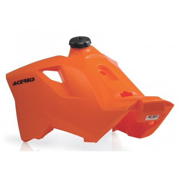 Acerbis Tank KTM 13 Liter orange
