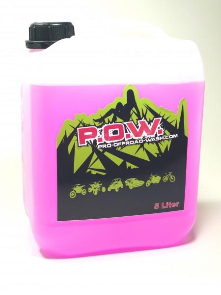 POW 5 Liter Reinigungsmittel-Konzentrat