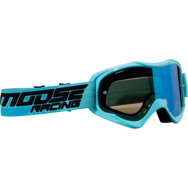 Moose Qualifier Goggle Blue