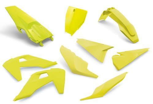 Husqvarna Kunststoffteilekit Gelb