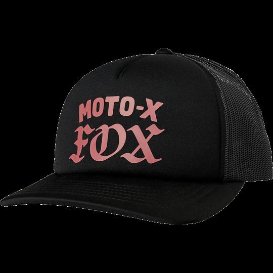 FOX Moto X Trucker Black