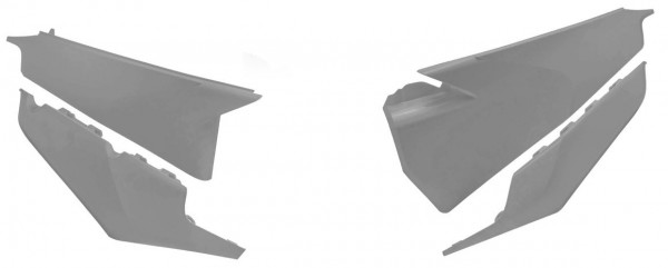 Husqvarna Seitenteile grau
