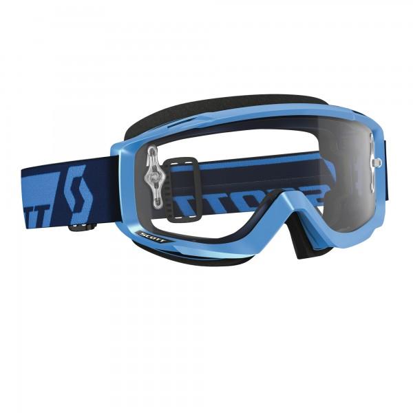 Scott Split OTG Brille blue/clear