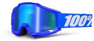 100% Goggle Accuri Blue