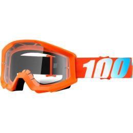 100% Goggle Strata Orange