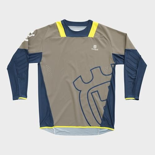 Husqvarna Gotland Shirt Bronze