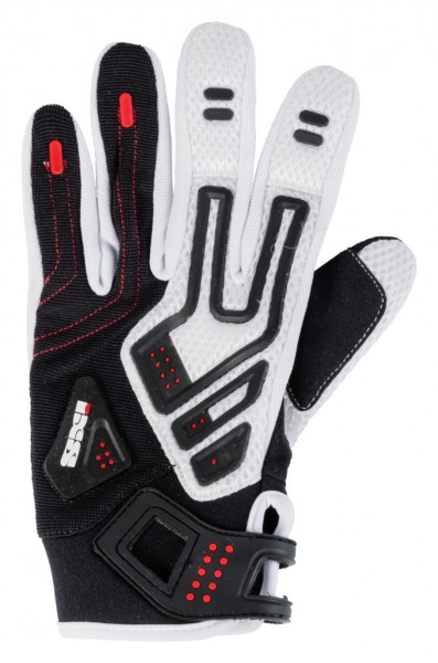 IXS Glove Pandora Evo White- Black
