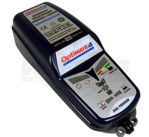 Batterie Ladegerät Optimate 4 Dual