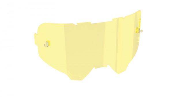 Leatt Ersatzvisier Yellow