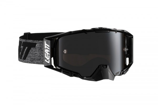 Leatt Goggle Velocity 6.5 Iriz Black-Gray