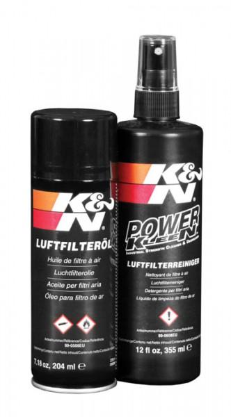 K&N Luftfilter Reinigungssatz