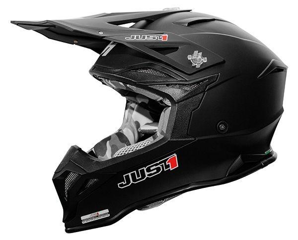 Just1 J39 Solid Matt Black