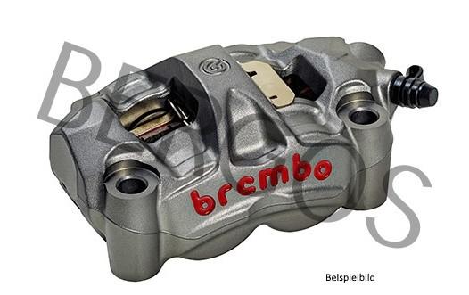 Brembo 4 Kolben Radialbremssattel