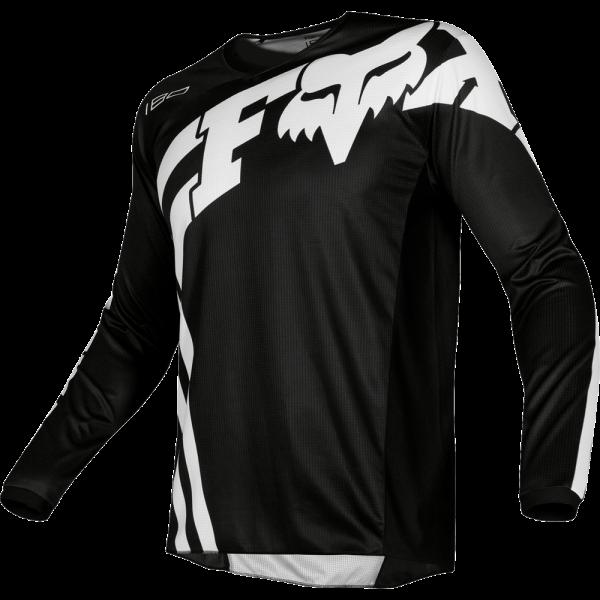 FOX 180 Cota Jersey Black