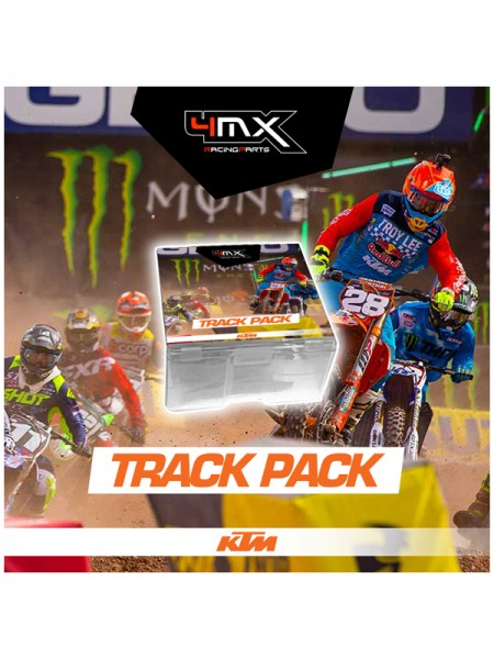 4MX Pro Bolt Kit Track Pack Euro Style