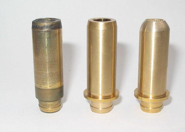 Ventilführungen anfertigen, auch Übermaß, Bronze oder Guß