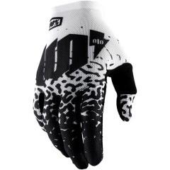 100% Glove Celium 2 Metal White