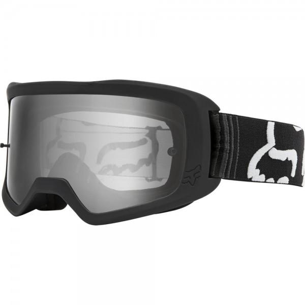 FOX Youth Main Race Goggle Black