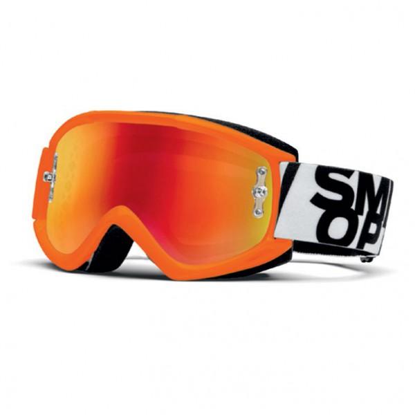Smith MX Brille Fuel v1 Max-M gloss orange
