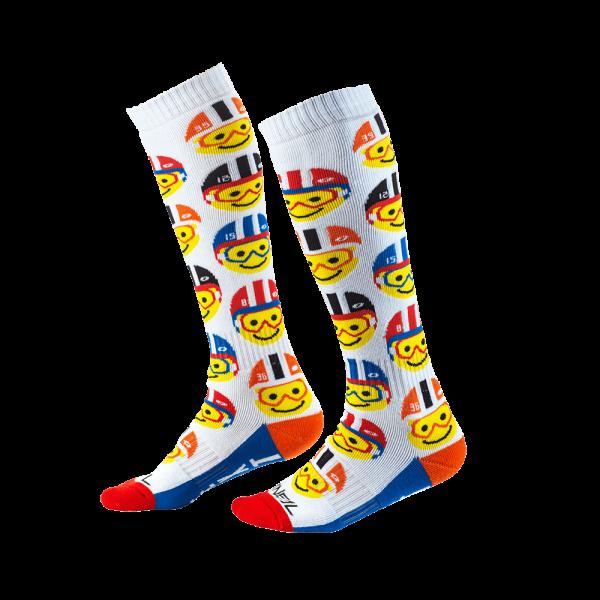 O`Neal PRO MX Sock EMOJI RACER multi