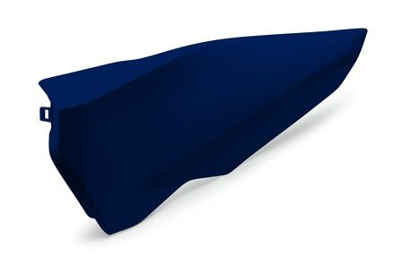 Husqvarna / Husaberg Filterkastendeckel links blau