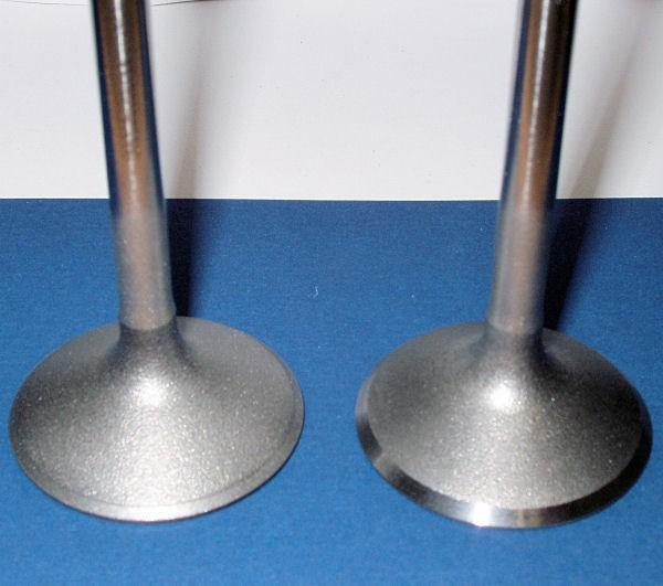 Ventilkegel schleifen Stahlventil