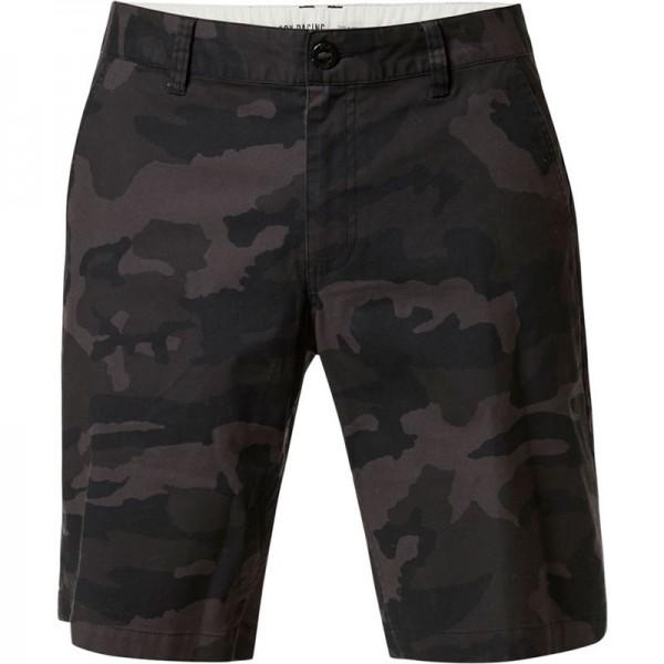 FOX Essex Camo Short Black 2.0