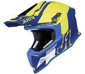 Just1 J12 Pro Syncro Fluo Yellow-Blue Carbon