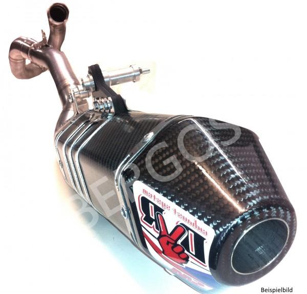 Husqvarna 701 DVR Exhaust Auspuffanlage