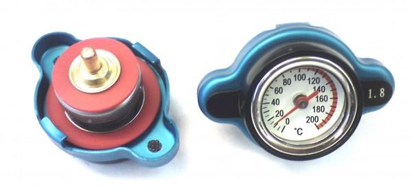 Kühlerdeckel mit Wasserthermometer Husaberg