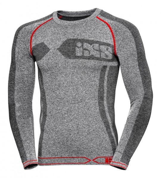 IXS Langarm-Shirt Flame