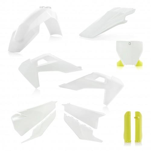 Plastik Full Kit Husqvarna MX OEM19